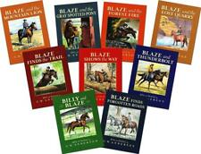 NEW Billy and Blaze Boxed Set Lot of 9 C W Anderson Ambleside Veritas Homeschool