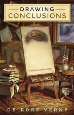 Drawing Conclusions (A Sketch in Crime Mystery), Verne, Deirdre, Good Condition,