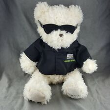 MEN IN BLACK Alien Attack Universal Studios Florida Plush Toy White Teddy Bear