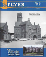 C&EI Flyer Spring 2014 NEW issue, CHICAGO & EASTERN ILLINOIS Historical Society