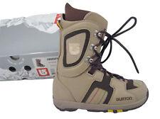 New Burton Freestyle Snowboard Boots! Us 7.5 Uk 6.5 Mondo 25.5 Euro 40.5 Tan