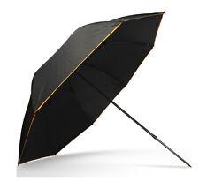 NGT Heavy Duty Black Carp Fishing Umbrella / Brolly / Brolli 50 inch Top Tilt