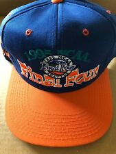 1995 NCAA Seattle Final Four Hat LIKE NEW NEVER WORN One size Fits All