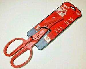 48-22-4005 Milwaukee Tinner Snip All Metal Bolt Lock Technology Offset Compound