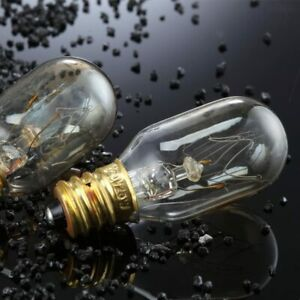 NEW - (1) Himalayan Salt Lamp Replacement Bulbs, 25 W Incandescent Unilamp E12
