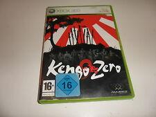 XBOX 360 Kengo ZERO