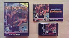 Pit-Fighter für Sega Mega Drive inkl. OVP und Anleitung