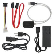 USB 2.0 a IDE SATA S-ATA 2.5 3.5 Adaptador HDD HD Converter Cable TR