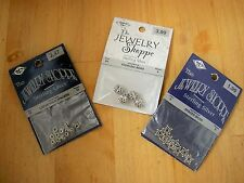 NEW STERLING SILVER 925 THE JEWELRY SHOPPE BALI BEADS, SPACER BEADS 25PC, 3PKS