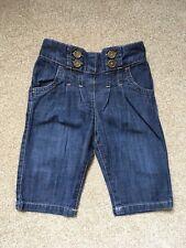 Girls Jasper Conran Junior Jeans - 3-6 Months