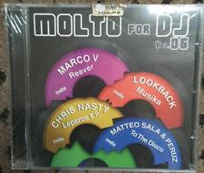 Molto For Dj #06 (CD 2011) NEW