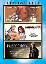 An Officer and a Gentleman, Runaway Bride, Primal Fear (DVD) Richard Gere