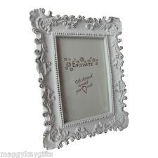 Enchante Stile Vintage Bianco Cornice foto - Ritratto - sta in piedi
