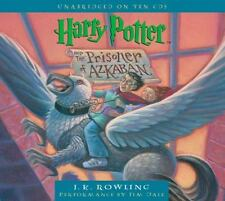 Harry Potter and the Prisoner of Azkaban Audio Unabridged