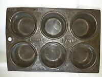 Vintage Mini Muffin Pan, George Urban Milling, Buffalo,NY ~Up an Up~Cake Flour