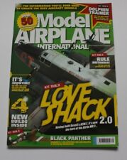 Model Airplane Intl 2016 April #129 Shackleton,Delfin,Britannia,Spitfire
