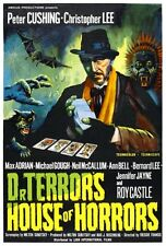 Dr Terrors House Of Horrors Movie Poster Large 24inx36in