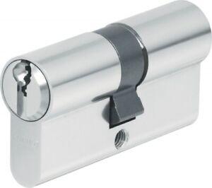 ABUS Doppelzylinder XP10 mit Gefahrenfunktion, je 3 Schlüssel