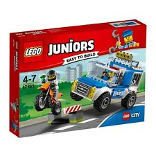 LEGO ® Juniors 10735 police à chasse