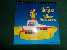 The Beatles Yellow Submarine LaserDisc Widescreen AC-3 Letterbox