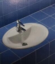 Lavabo Agordo Ceramica Dolomite.Lavabo Incasso Dolomite Acquisti Online Su Ebay