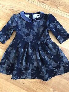 NWOT Janie & Jack Girl's Dress 12-18 months