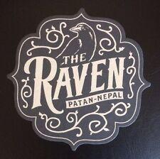 Jock Lindsey's Hangar Bar The Raven Patan Nepal Coaster Disney Indiana Jones