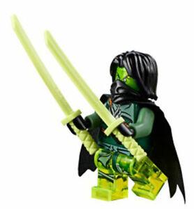 Lego Ninjago Morro with Cape & Swords 70738 **New** **Very Rare**
