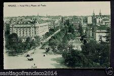1866.-MADRID -Hotel Ritz y Museo del Prado *
