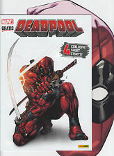 DEADPOOL (deutsch) + MASKE - DEADPOOL TAG 2016 - PANINI - TOP