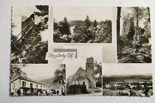 Ansichtskarte Gasthaus Wachburg Poppberg Alfeld Mittelfranken  um 1960