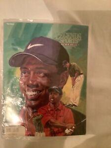 Tiger Woods 1997 Legends Sports Memorabilia NM in Plastic, 3 New Rookie Cards