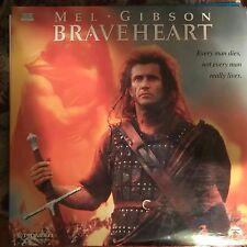 Braveheart -  Widescreen THX  Laserdisc Buy 6 for free shipping