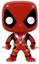 Deadpool - Two Sword - Funko Pop! Marvel (2016, Toy NUEVO)
