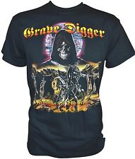 Grave Digger-Knights of the Cross-Gildan T-Shirt-XXL/2xl - 164242