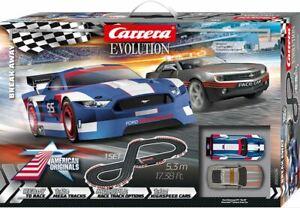 (CAR25236) - Carrera EVO32 - Break Away Set