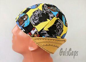 #24 Star Wars Welding Cap Welders Hats, Bikers Caps, Welding Cap Hat, Cotton.