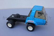 P342 Ancien camion vintage JOUSTRA Goliath bleu occasion metal routier