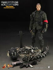 HOT TOYS 1/6 TERMINATOR 4 SALVATION MMS111 JOHN CONNOR FINAL BATTLE FIGURE