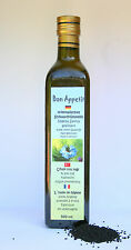 Bon Appetit 100% Black Seed Oil , ägyptisches Schwarzkümmelöl 500 ml gefiltert