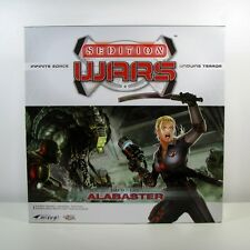 Sedition Wars Battle For Alabaster science fiction Board Game * NEUF *