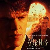 Talented Mr. Ripley - Gabriel Yared - Cd [Music from the Motion Picture] New