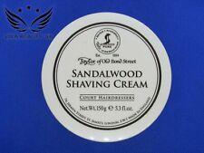 Taylor of Old Bond Street Sandalwood Shaving Cream , 5.3 oz 150g