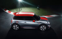 """MINI COOPER WORKS CONCEPT A4 POSTER GLOSS PRINT LAMINATED 11.7""""x7.3"""""""