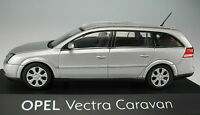 SCHUCO - OPEL Vectra C Caravan - silber metallic -Kombi - 1:43 - NEU -Modellauto