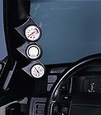 AUTO METER 17103 2-1/16'' TRIPLE GAUGE POD 95-98 CHEVY SILVERADO/ DURAMAX