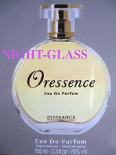 """EAU DE PARFUM INESSANCE """"ORESSENCE"""" MADE IN FRANCE-NEUF-100 ML-FRENCH PERFUME"""