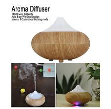 Led ultrasonic aroma diffuseur air huile essentielle aromathérapie fragrance spa yoga