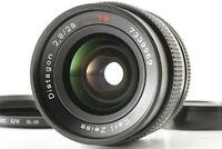 [Exc+4] Contax Carl Zeiss Distagon T* 28mm f2.8 MMJ MF Lens from Japan #676