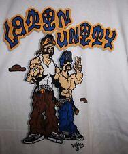 New Deadstock Vtg 90s LATIN UNITY Graffiti Streetwear OG Hip Hop T-Shirt XL Mens